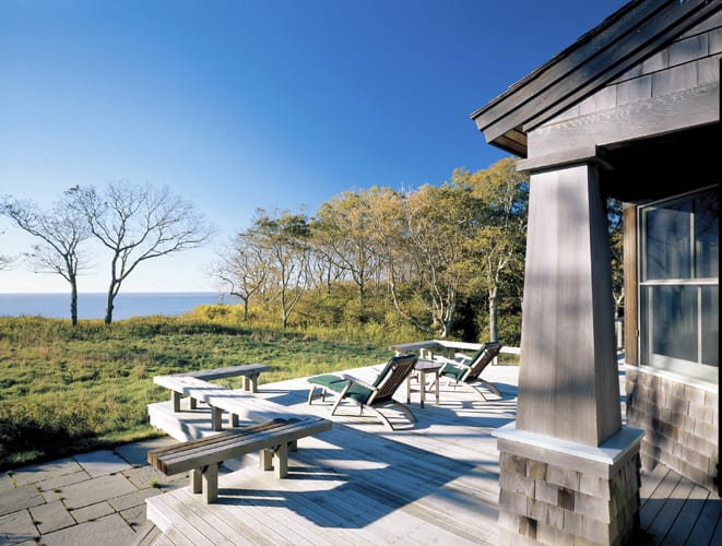 Contemporary New England Coastal