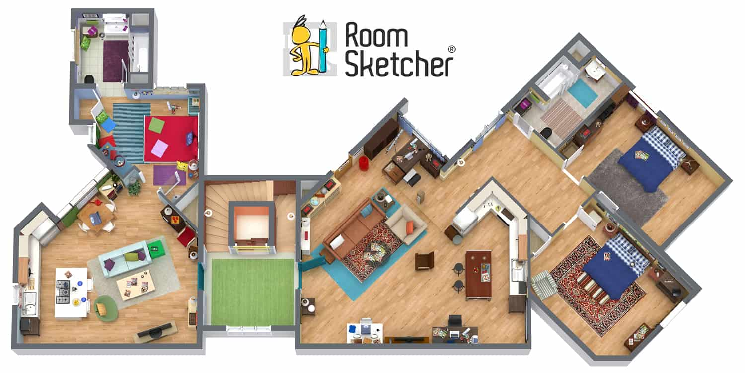 big bang theory apartment floor plan car interior design big on spaces 6320hd 1st floor master suite butler