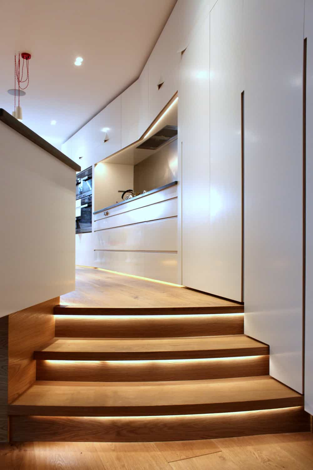 kitchen steps