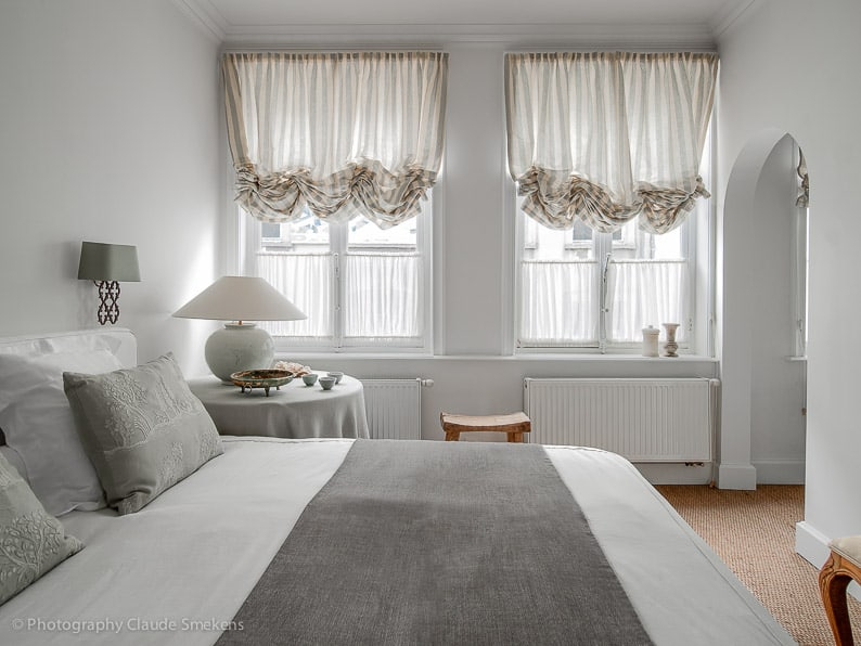 White Rooms bedrooms