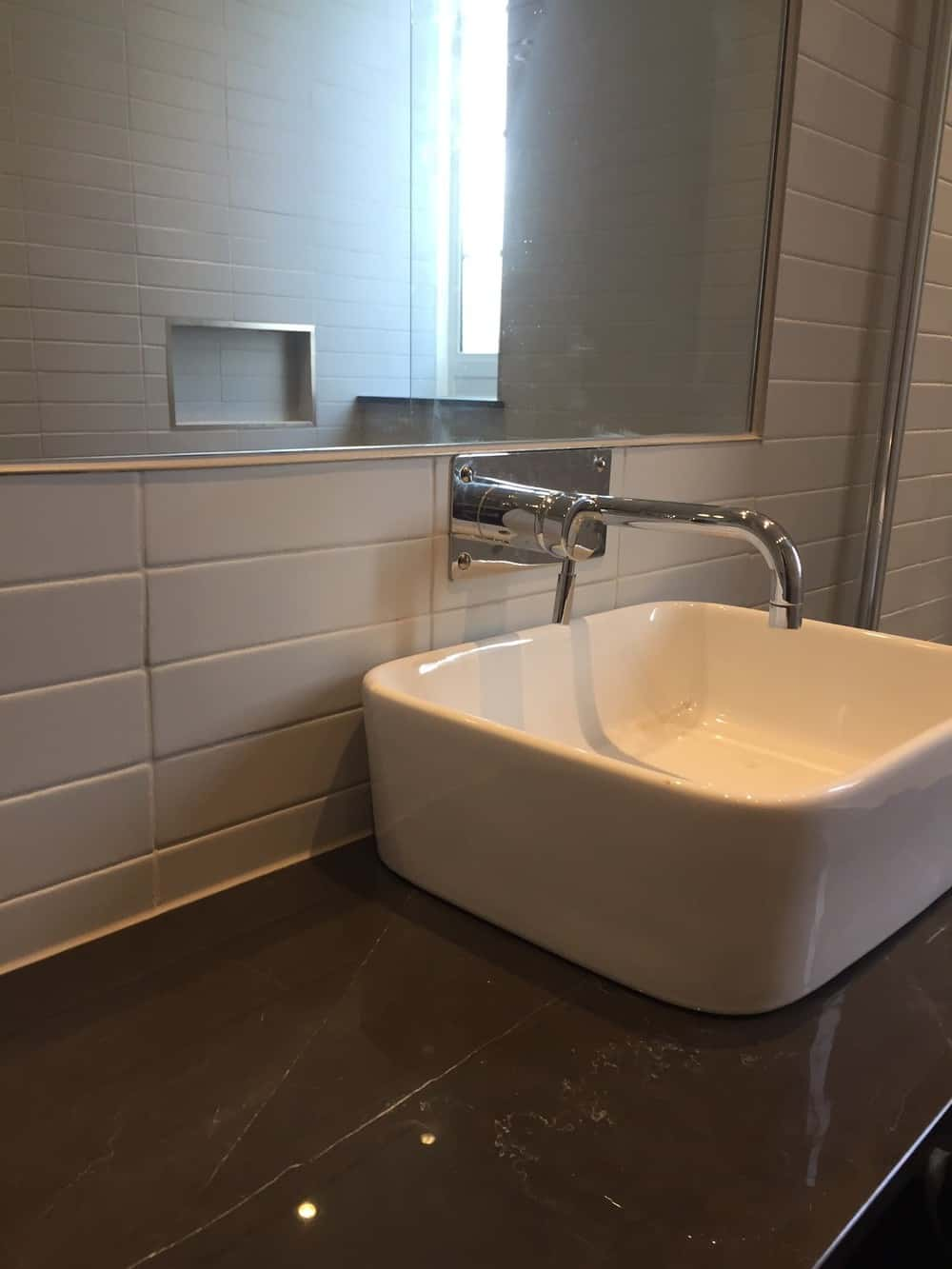 bathroom fittings why are they important. For A Family, Full-size Laundry Facilities Are Very Important. The Washer And Dryer Were Fitted Into Closet In Family Bathroom. Bathroom Fittings Why They Important