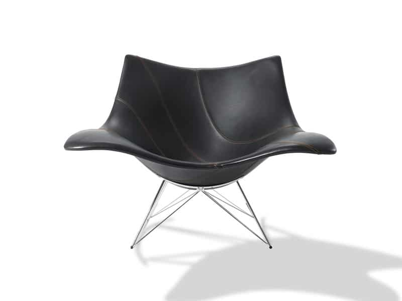 Frederica stingray chair