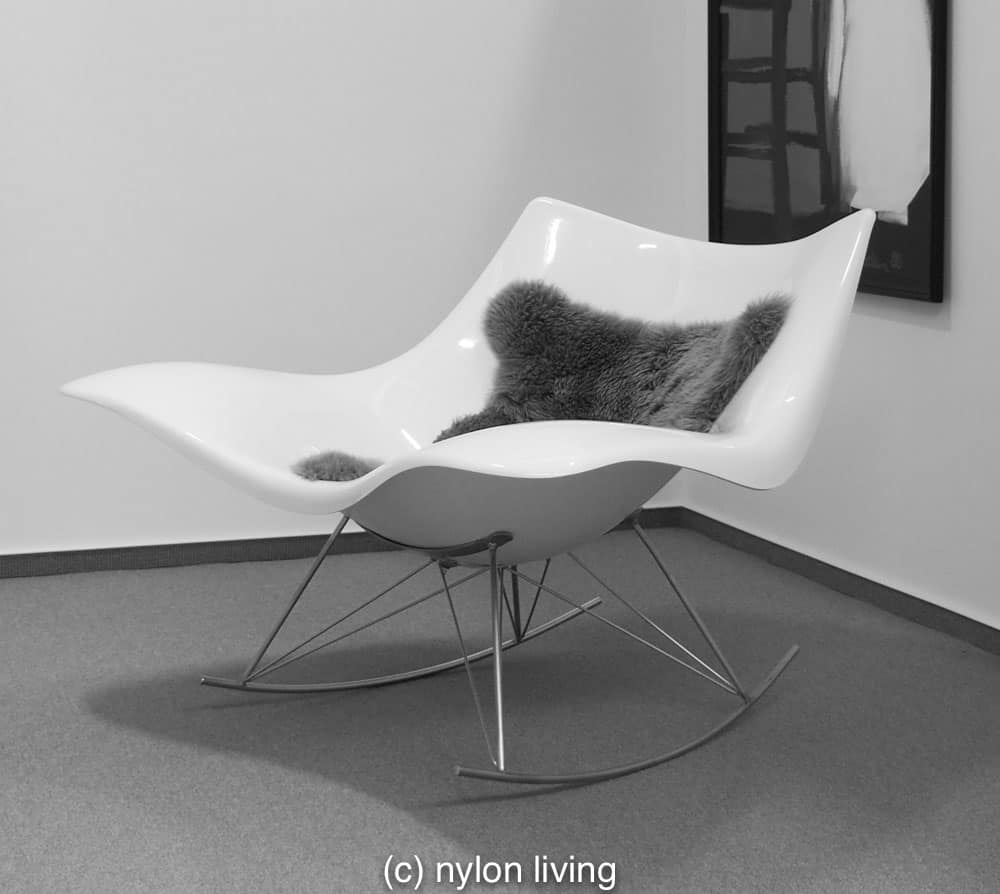 The Stingray Chair by Danish designer Thomas Pedersen