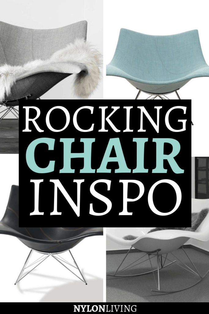 I've always dreamed of a rocking chair, but all the ones I saw were not the style I was looking for… until I saw the Stringray Rocking Chair by designer Thomas Pederson for Fredericia and fell in love! Check out a few versions of this design rocking chair and tell me if youdon't wnat it too! #stylish #design #rockingchair #decoratingideas #chairdesigns