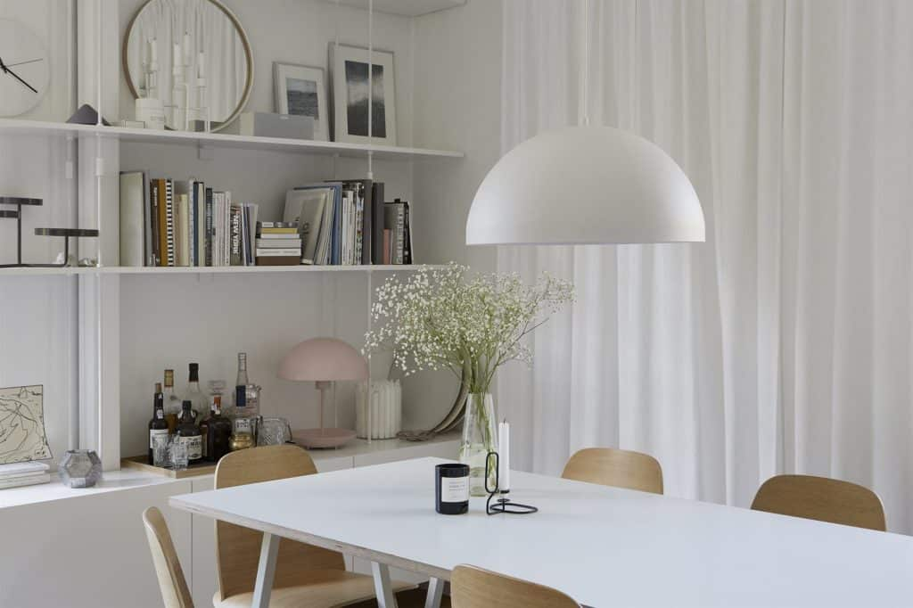 Scandinavian Sensibility in a Stockholm Apartment