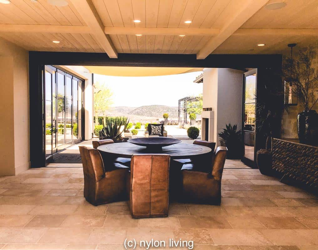 Real homes of Orange County California