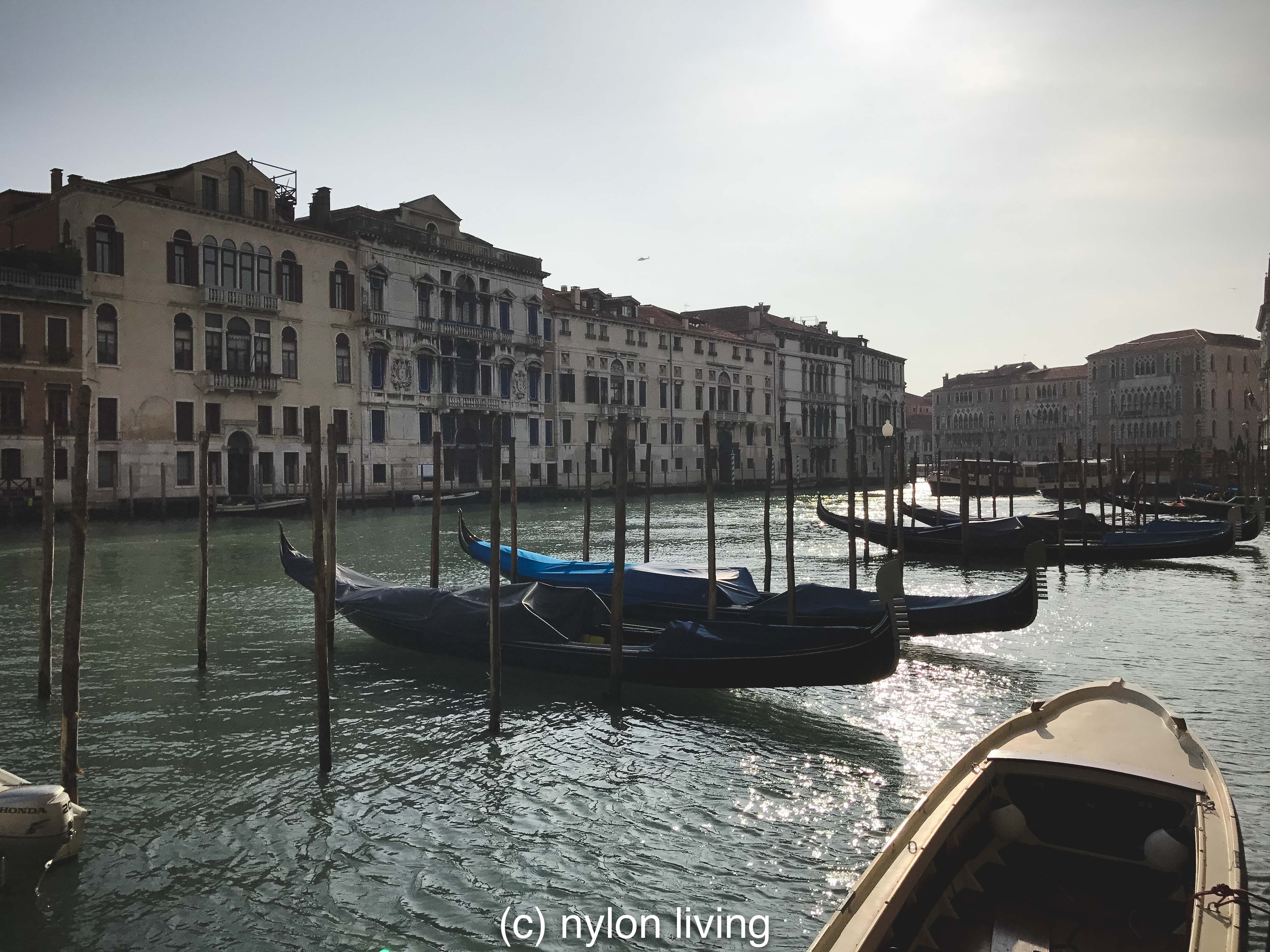 Shopping for Venice Carnival Costumes at a Venetian Palazzo