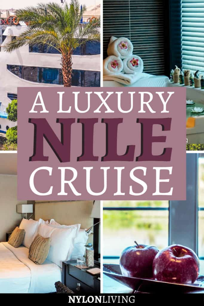 If you're heading to Egypt, then you need to book a Nile cruise. Discover what to expect on board a luxury Nile cruise in Egypt. From spacious rooms to luxurious bath tubs with a view, there's no need to compr