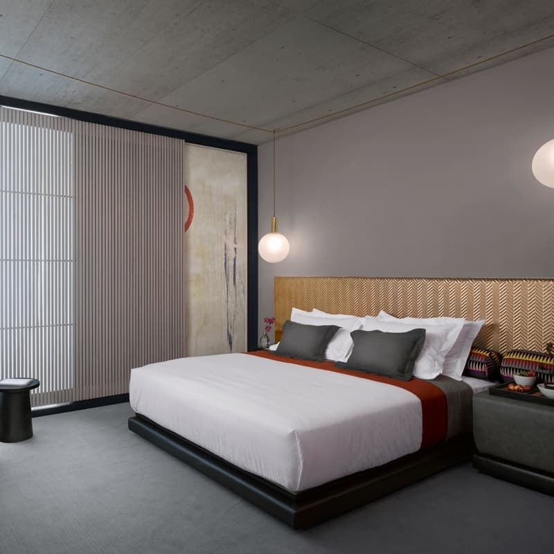 Nobu Hotel Shoreditch Brings Its Swanky Spare Style To London