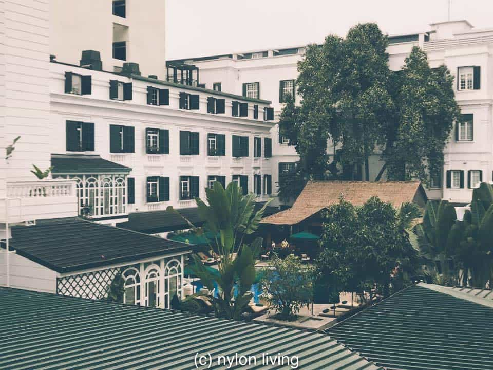 French Colonial Glamour At The Metropole Hanoi, A Hanoi Luxury Hotel