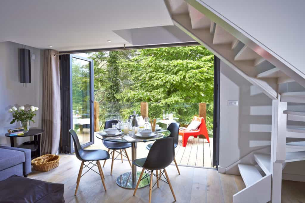 Montana, Luxury Lyme Regis Accommodation with Scandinavian Style