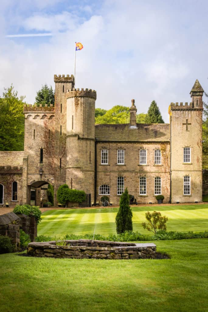 A Castle Rental in Yorkshire That Was Voted Britain's Best Home