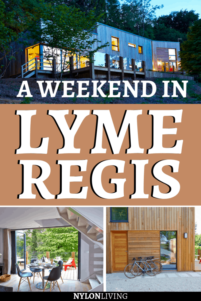 How about spending a weekend in Lyme Regis, England? Wait, don't think of old English-style thatched roof houses or farmhouses. The ultra-modern Lyme Regis house named Montana, available through Unique Home Stays, provides luxury Lyme Regis accommodation. Check out why this is an excellent choice for a Lyme Regis holiday or for a weekend away. #lymeregis #england #uk #weekend