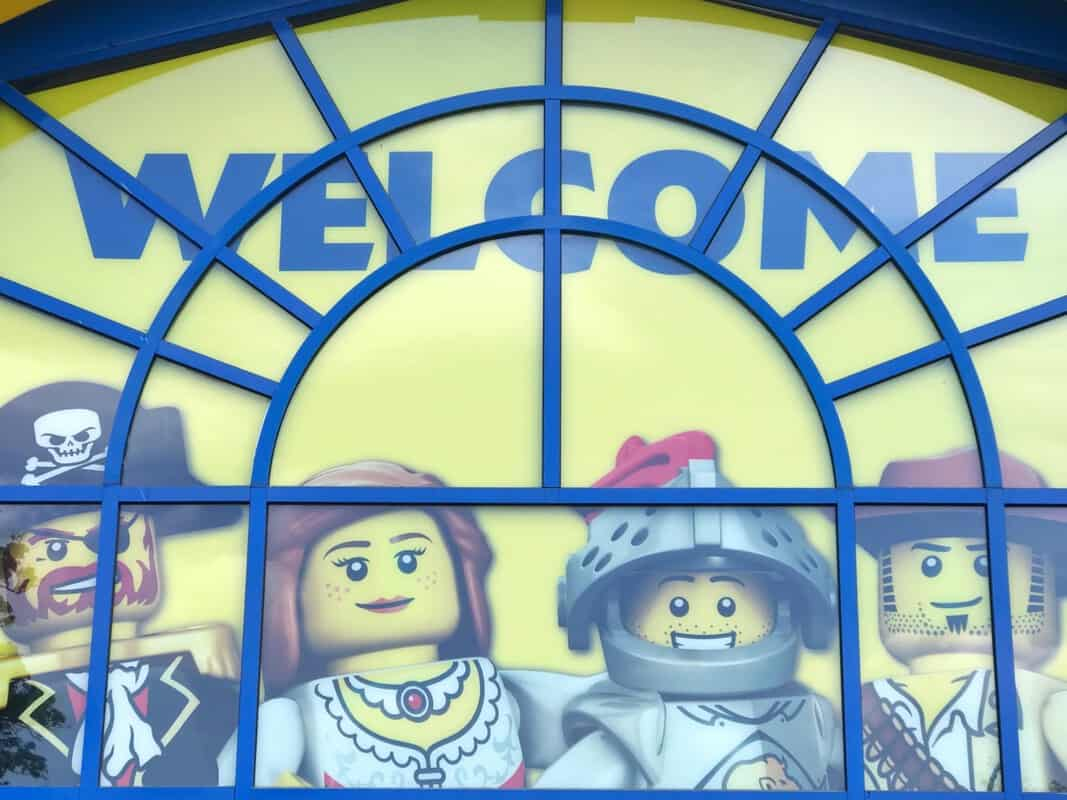 Suite Dreams for Lego Lovers at the Legoland Windsor Hotel