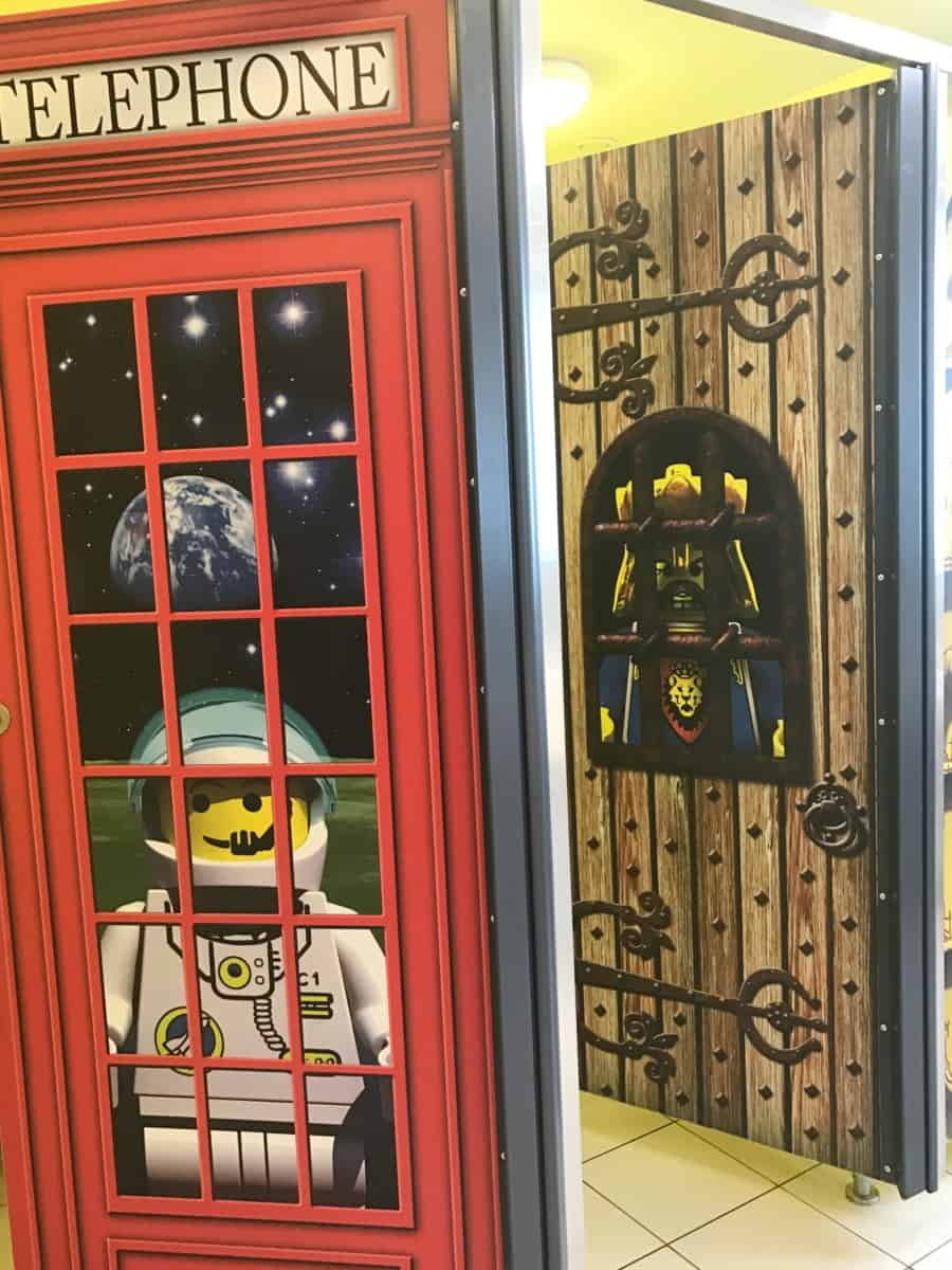 Lego Themed Decorating Inspiration from Legoland Windsor Hotel