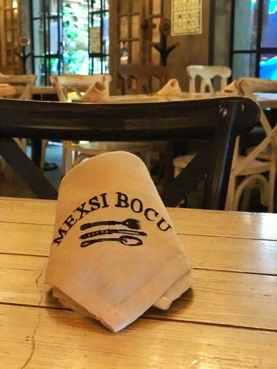 Mexsi Bocu - For The Love of French-Mexican Food