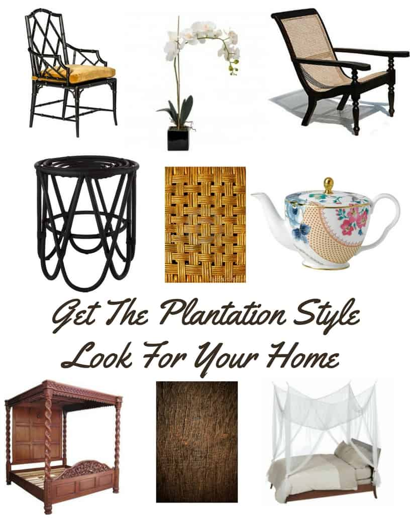 Get the plantation style look for your home