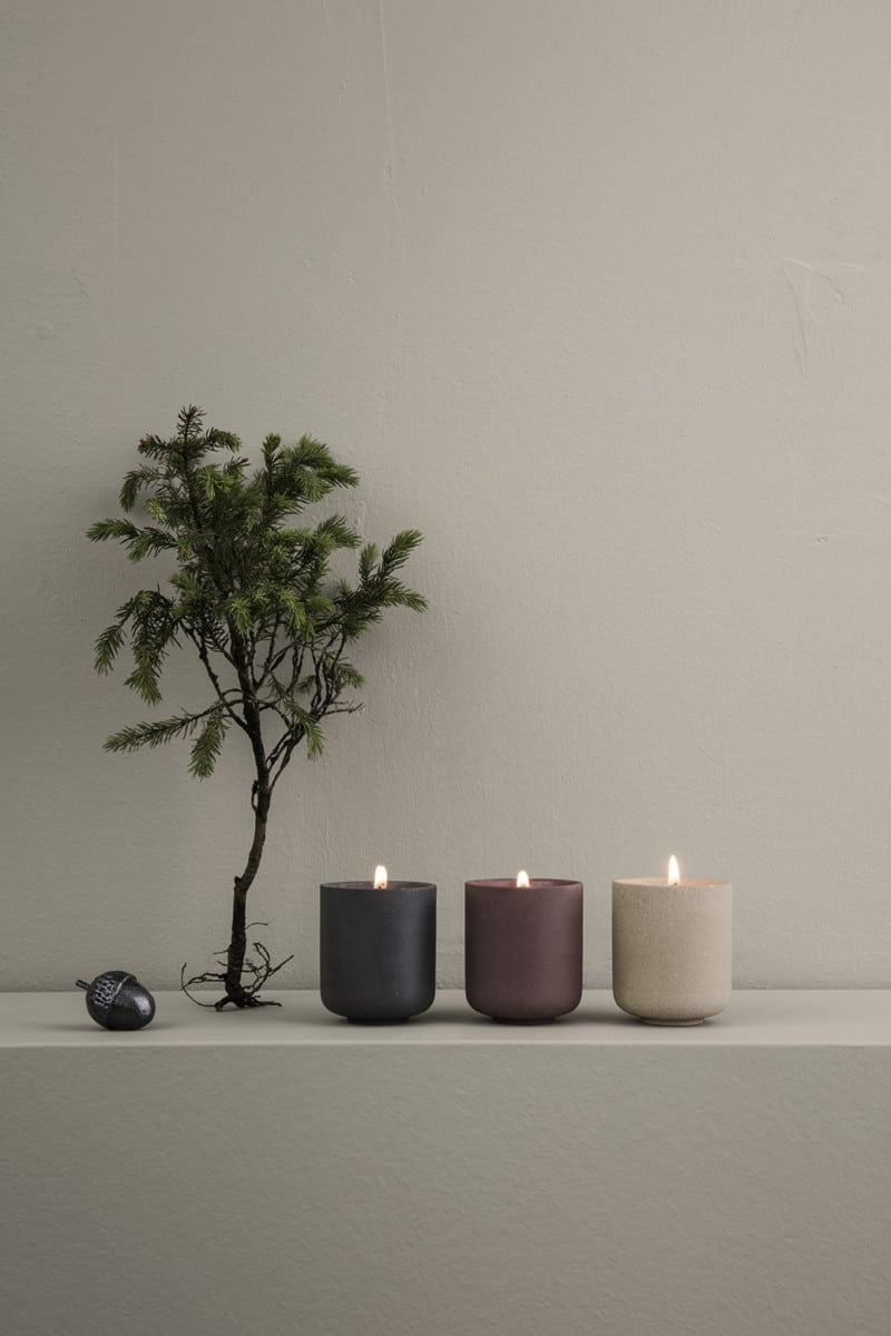 Chic Danish Christmas Decorations from Ferm Living | Nordic Christmas Tree Decorations | Nordic Christmas Decorations