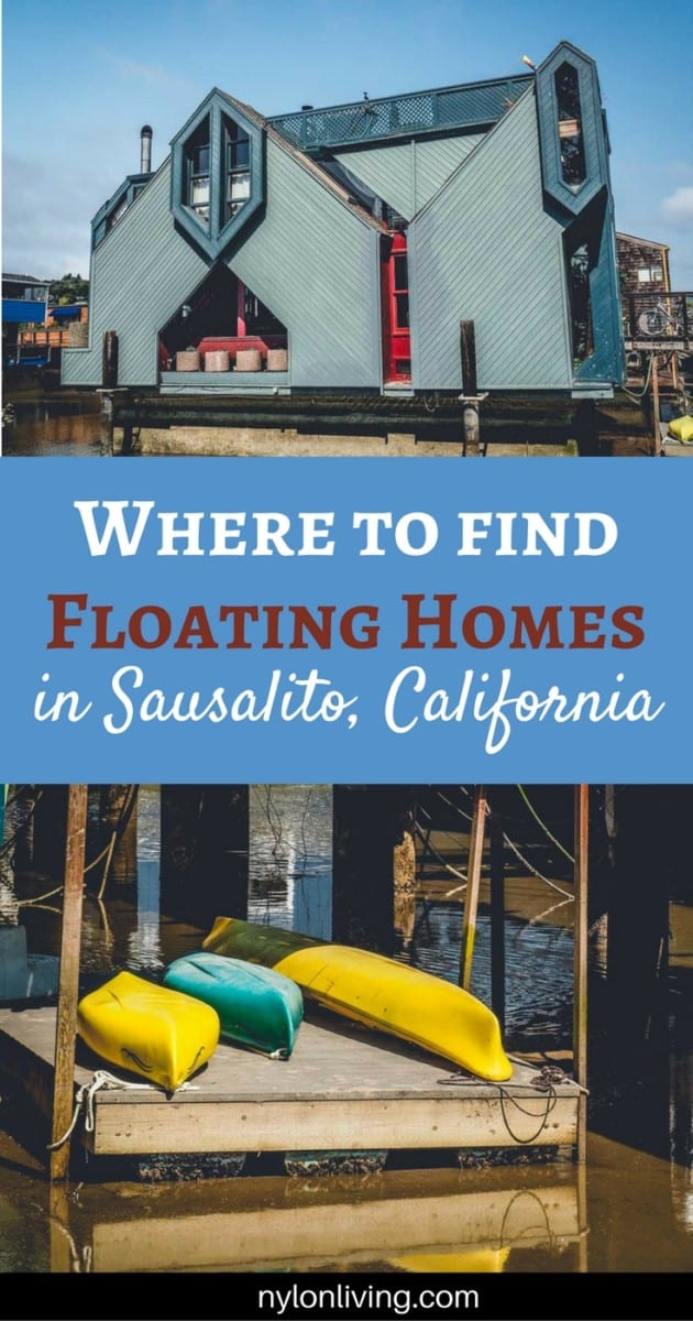 sausalito houseboats | sausalito floating homes | things to do in Sausalito