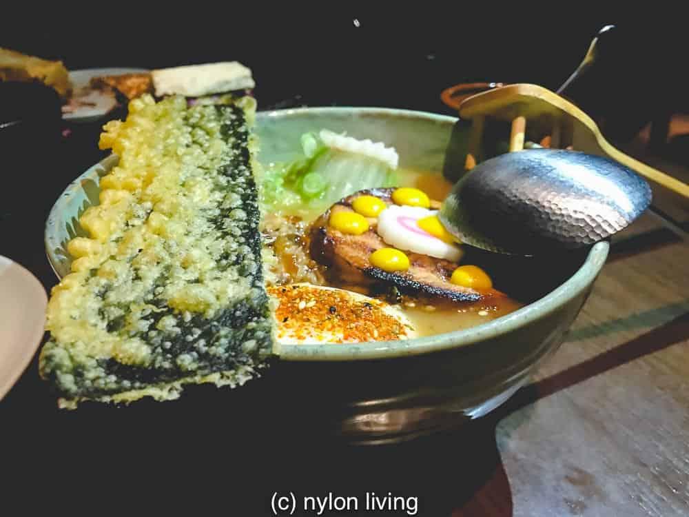 Sosharu London: When a Japanese Izakaya-Style Restaurant Goes Chic