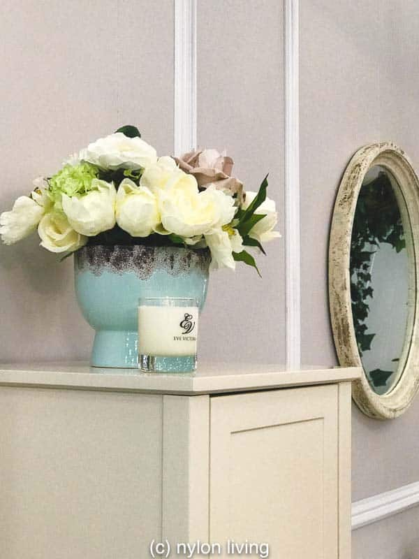 Decor Ideas To Steal From This Flower-Filled Romantic Bathroom