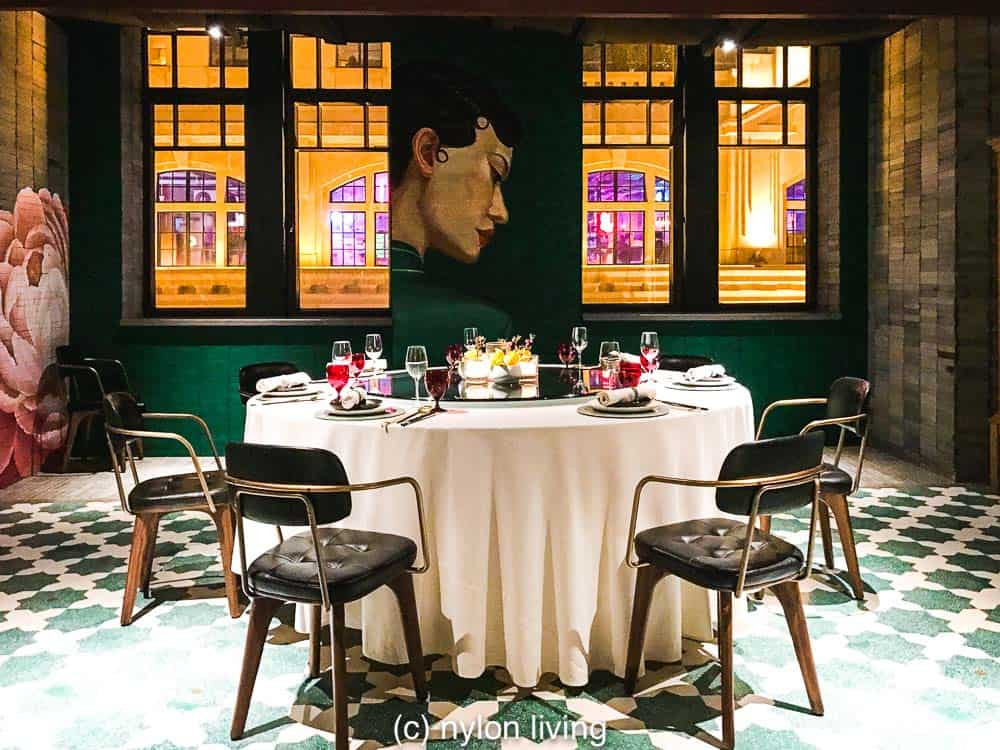 The Canton Table Restaurant in Shanghai: Where Art Deco Meets Industrial Design | Canton Table Restaurant Shanghai | Best restaurants on the Bund Shanghai | Bund Shanghai Restaurant | Three on the Bund | 3 on the Bund | Whampoa Club Shanghai #Shanghai #Shanghairestaurants - via @nylonliving