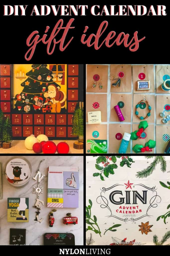 Great Advent Calendar Gift Ideas (Including 50+ ideas For Home Made Advent Calendars)