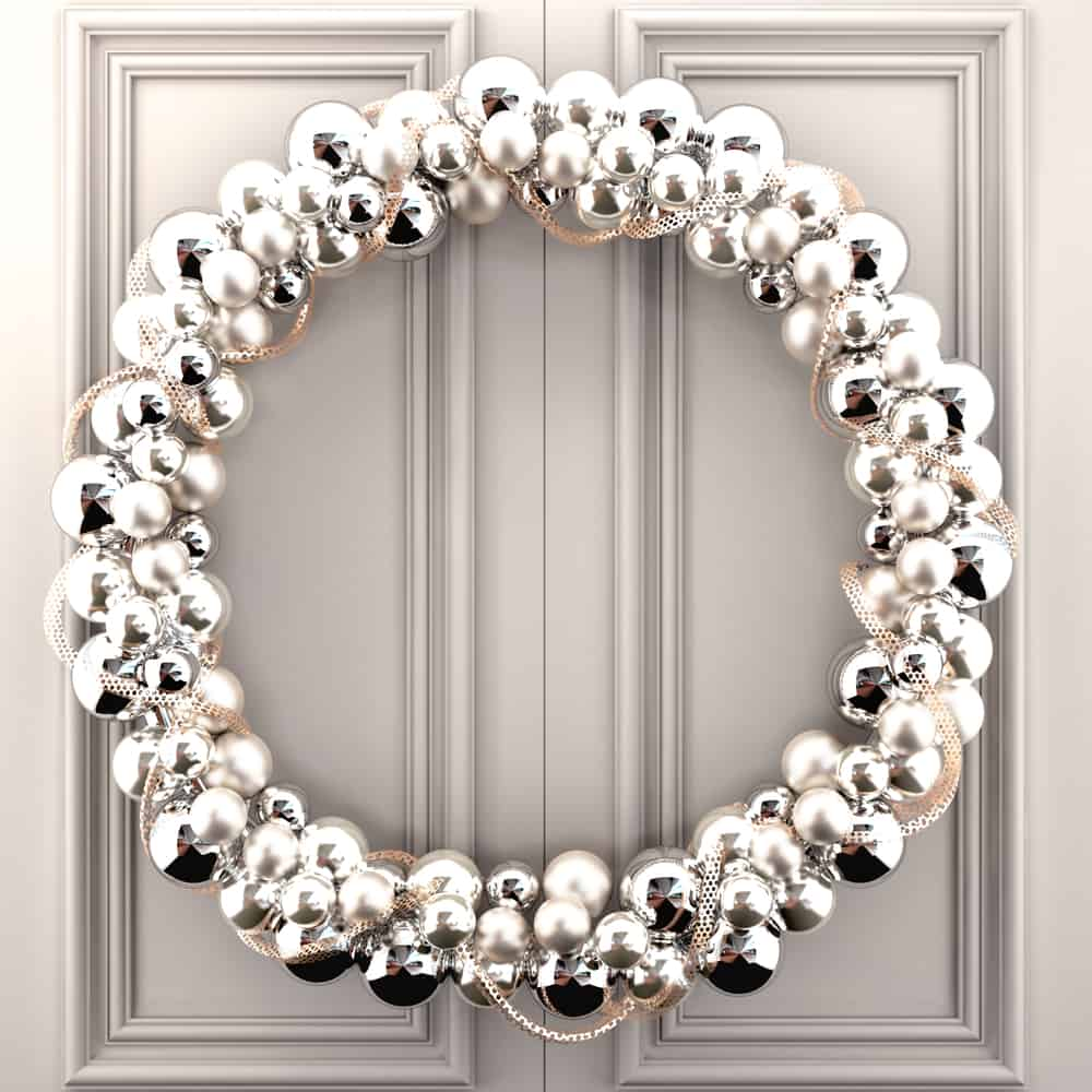 The Best Decorative Wreaths To Welcome Your Guests (+ 5 Styles of Modern Wreath)
