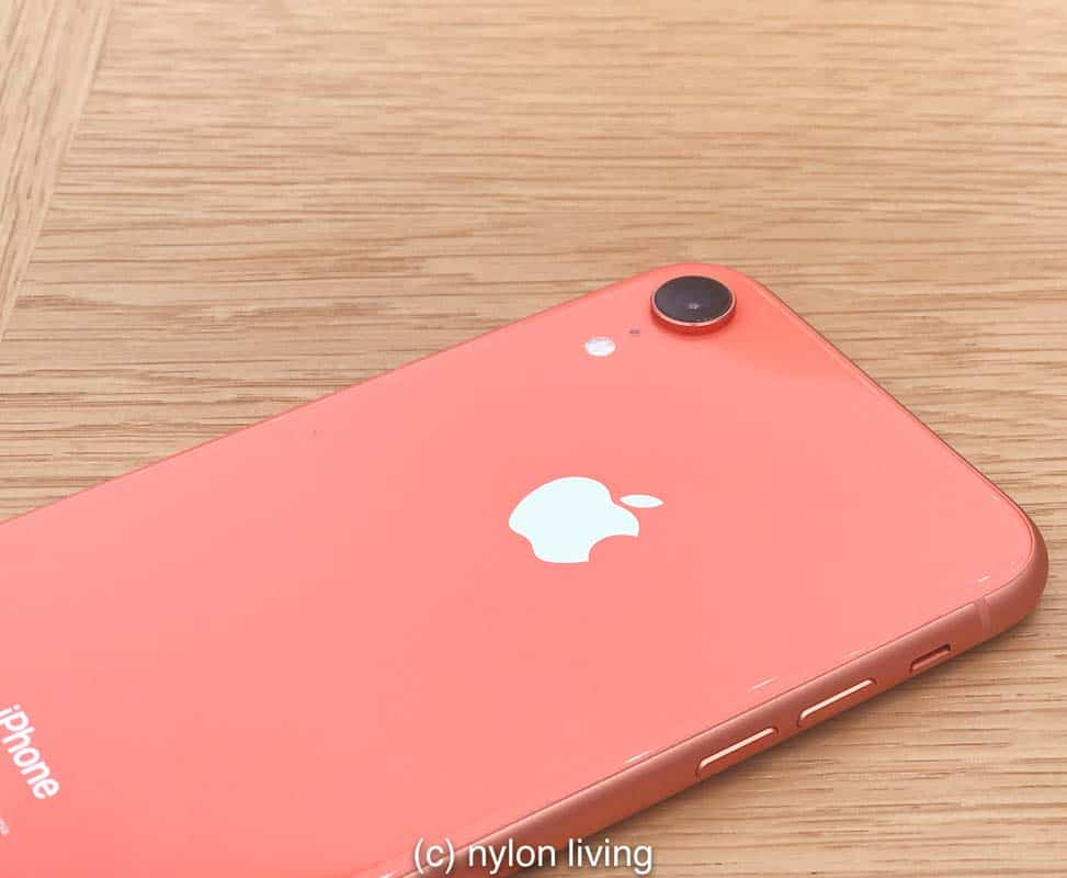 You know coral was going to be a big color when the new iPhones were unveiled in coral.