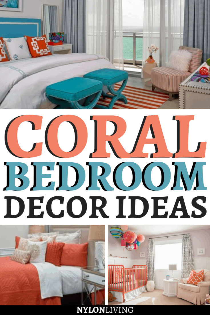 Refresh Your Bed And Bath With Everyone S New Fave Coral Peach Color