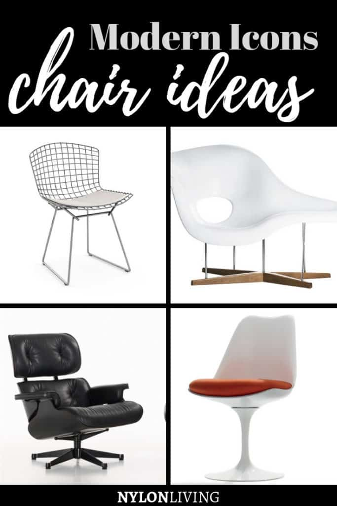 Mid century accent chair styles that are worth the splurge!