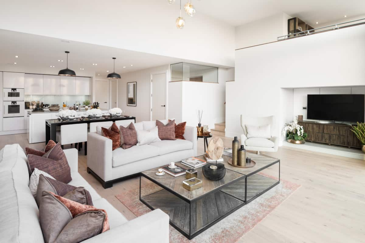 Design Ideas To Steal From Luxury New Build Flats Edinburgh