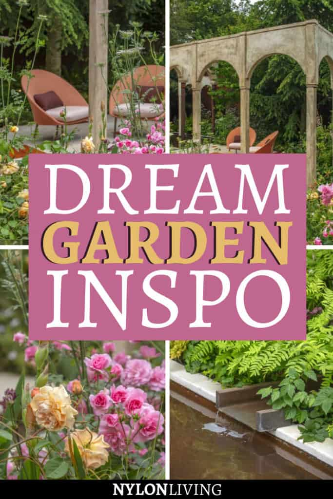 Dream garden inso