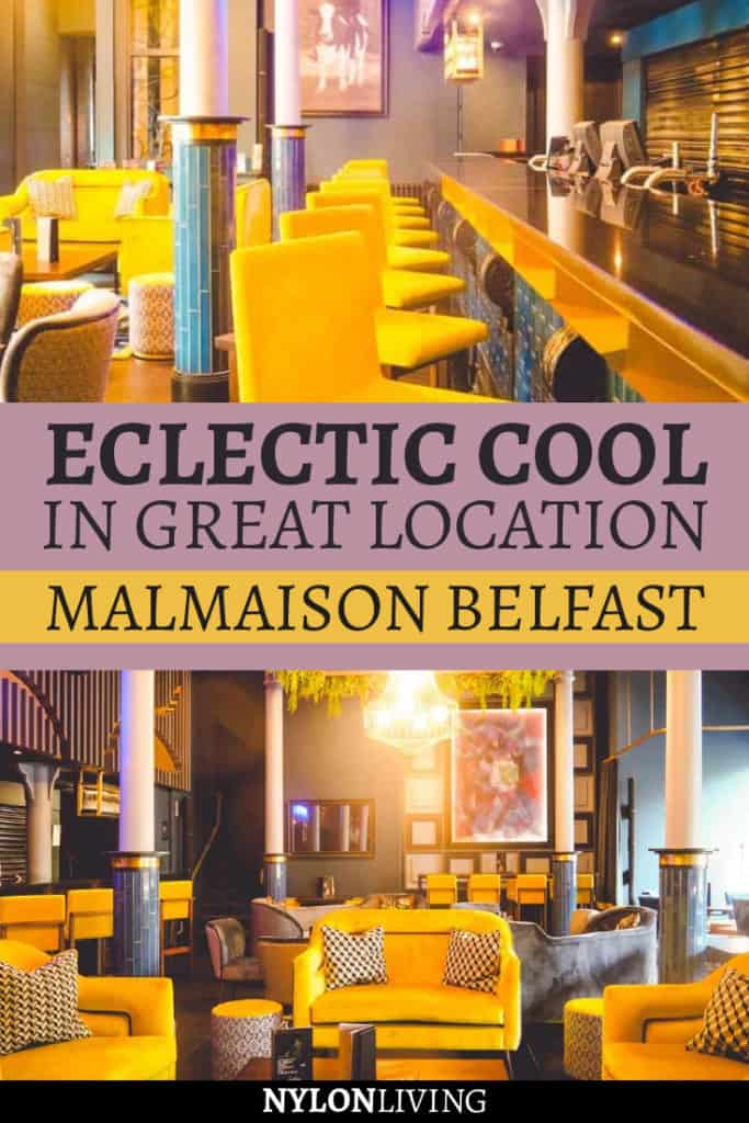 eclectic cool in great location malmaison belfast