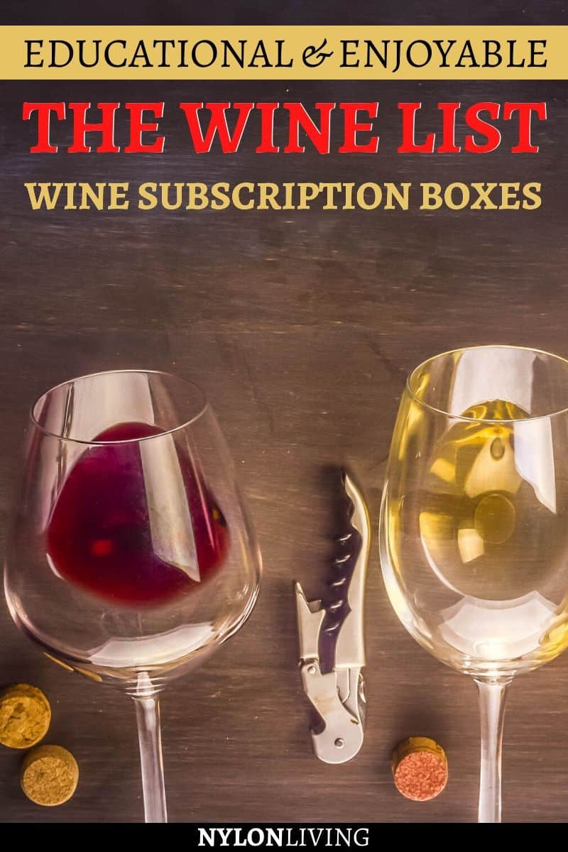 The Wine List, The Wine Subscription Box The UK Needs Now!
