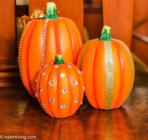 Diamonds Jack O'Lantern